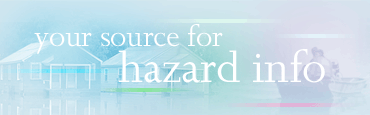 Your Source for Hazard Info