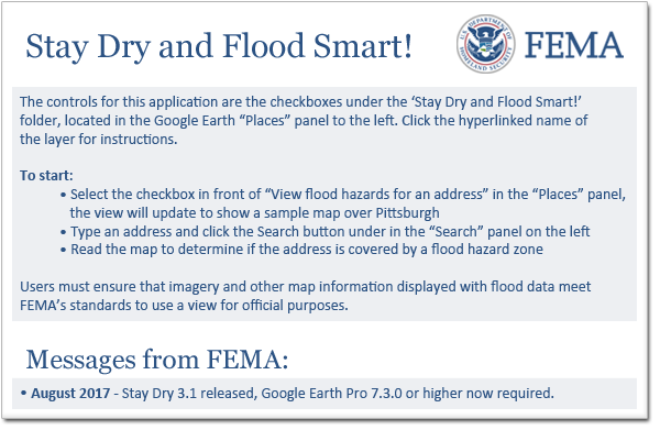 Stay Dry and Flood Smart!