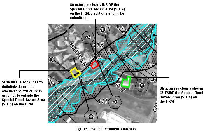 Online LOMC Help And Instructions - Fema base flood elevation map